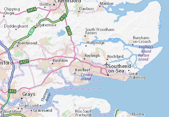 Rayleigh Map