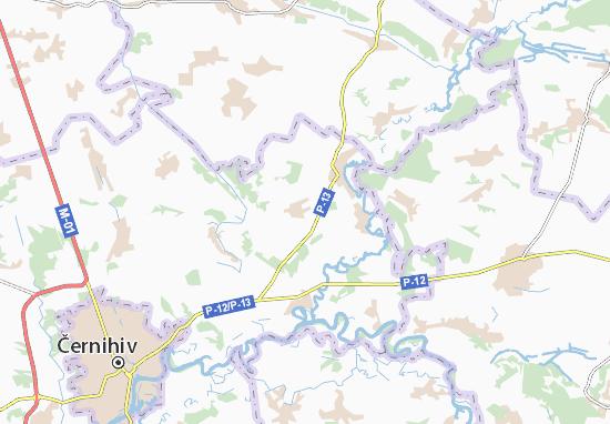 Mapas-Planos Chernysh
