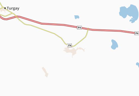 Erymentau Map