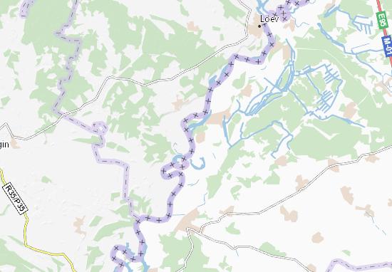 Mapas-Planos Novosilky