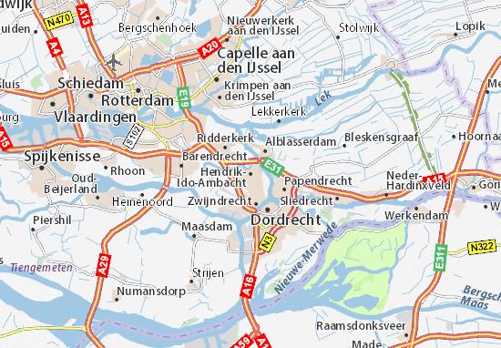 Mappe-Piantine Hendrik-Ido-Ambacht