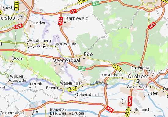 Ede Map