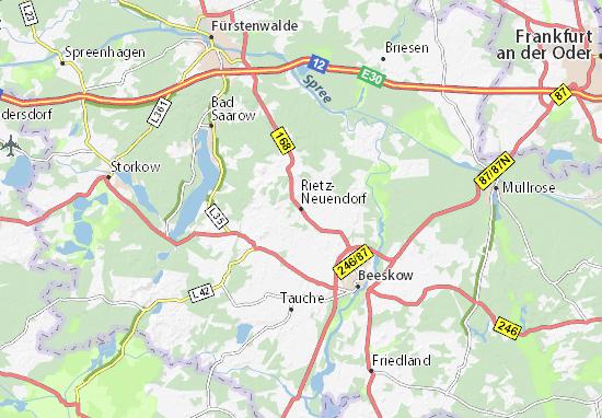 Rietz-Neuendorf Map