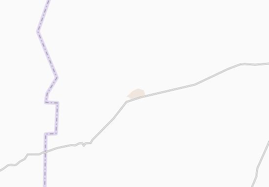 Kaart Plattegrond Timofeyevka