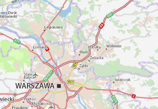 Marki Map
