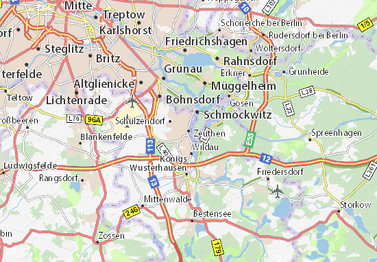 Zeuthen Map