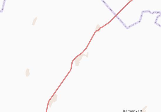 Balkashino Map