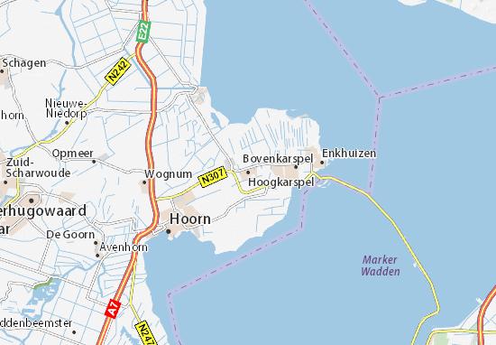 Hoogkarspel Map