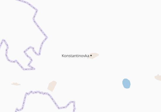 Matveyevka Map