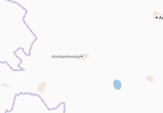 Mappe-Piantine Konstantinovka
