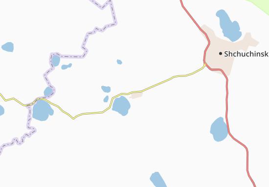 Mapas-Planos Zlatopol'e