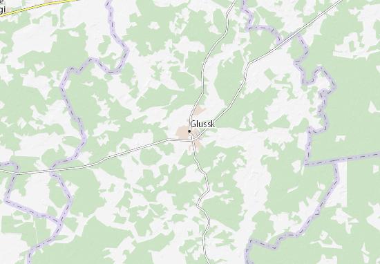 Glussk Map