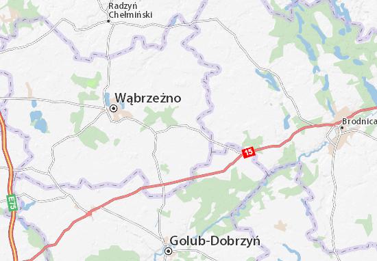 Mappe-Piantine Dębowa Łąka