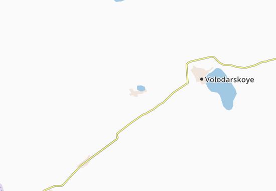 Mapas-Planos Voskresenovka