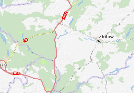 Mapa Tarnówka