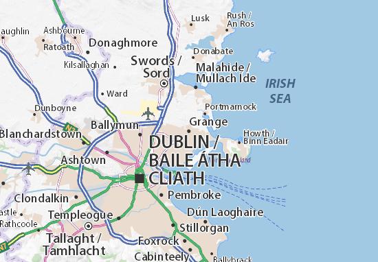 Grange Map
