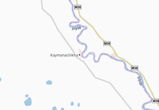 Mappe-Piantine Kaymanachikha