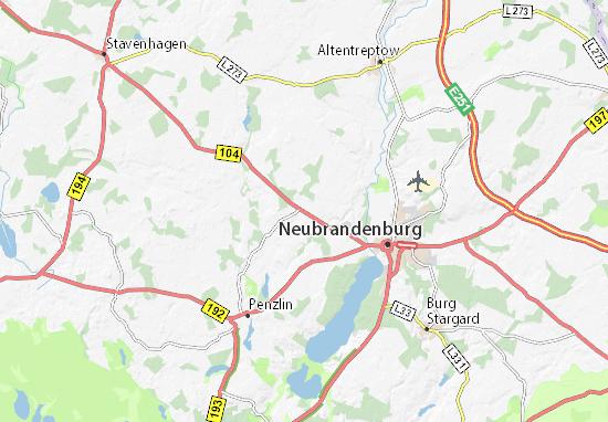 Karte Chemnitz.Karte Stadtplan Chemnitz Viamichelin