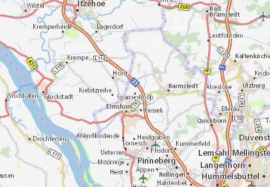Mapas-Planos Sparrieshoop