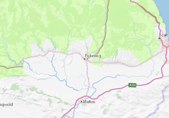 Pickering Map
