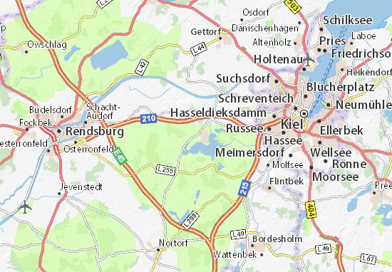 Felde Map