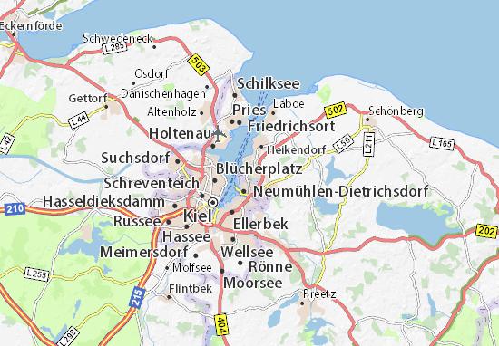 Carte-Plan Mönkeberg