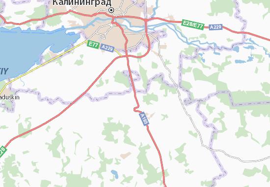 Južnyj Map