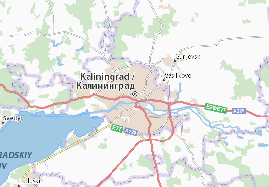 Map of Kaliningrad - Michelin Kaliningrad map - ViaMichelin Kaliningrad Map on yamal peninsula map, nizhny novgorod map, kiev map, estonia map, crimean peninsula map, edinburgh map, konigsberg map, krasnodar map, east prussia, caspian sea map, corsica map, kuril islands map, russian plain map, rotterdam map, dagestan map, nizhny novgorod, siberia map, crimea map, aral sea map, kamchatka peninsula map, kazakhstan map, saint petersburg, balkan peninsula map,