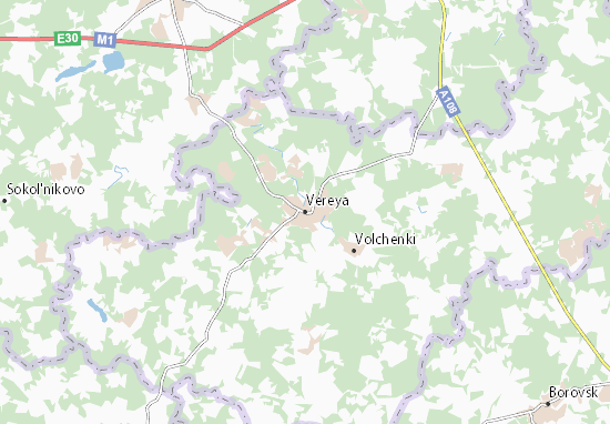 Mappe-Piantine Vereya