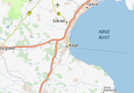 Carte-Plan Køge