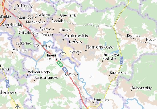 Mappe-Piantine Novoye