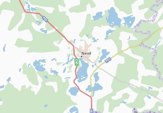 Nevel Map