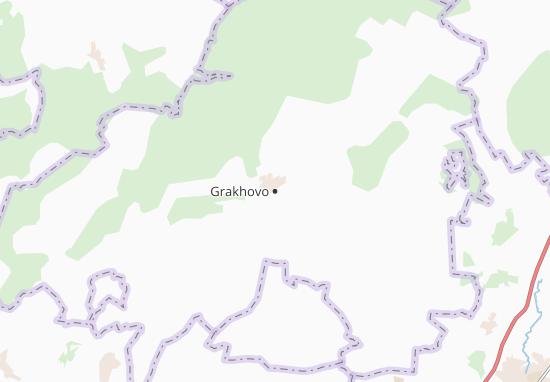 Carte-Plan Grakhovo