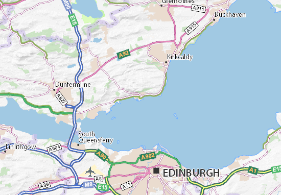 Burntisland Map
