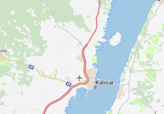 Mapa Plano Lindsdal