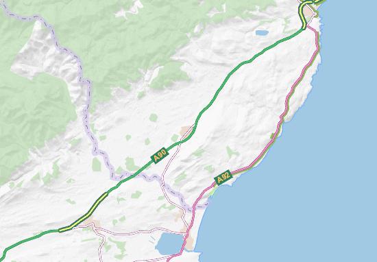 Laurencekirk Map