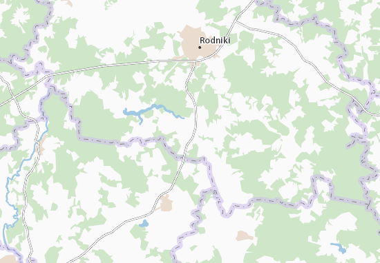 Carte-Plan Parskoye