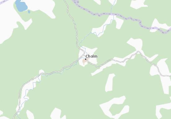 Cholm Map