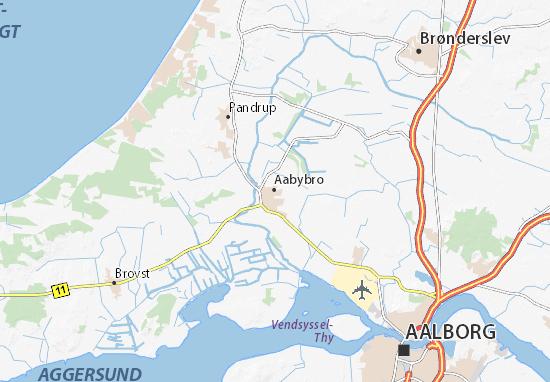 Aabybro City