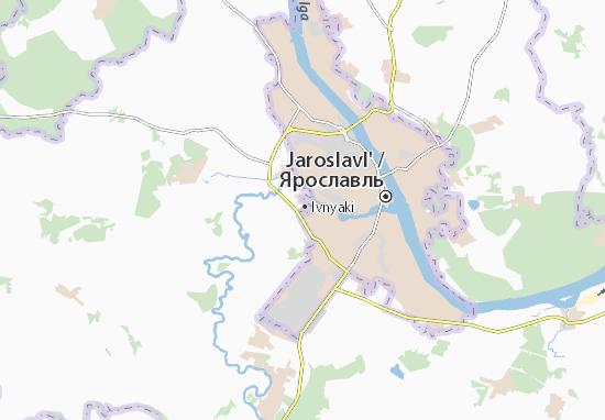 Ivnyaki Map