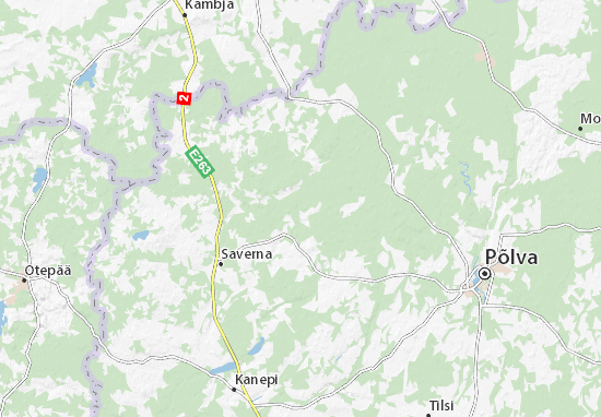 Kõlleste Map