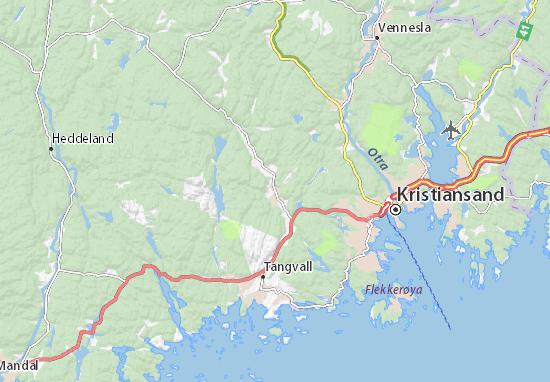 Nodeland Map