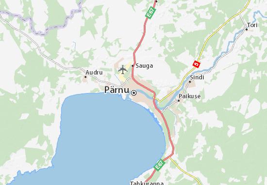 Mappe-Piantine Pärnu