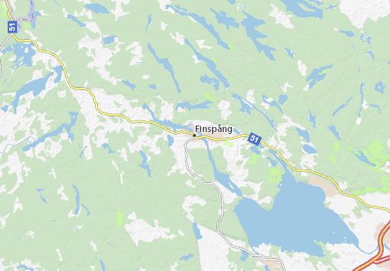 Mapas-Planos Finspång
