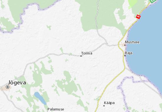 Mappe-Piantine Torma