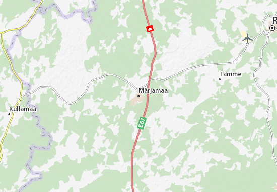 Mapas-Planos Märjamaa