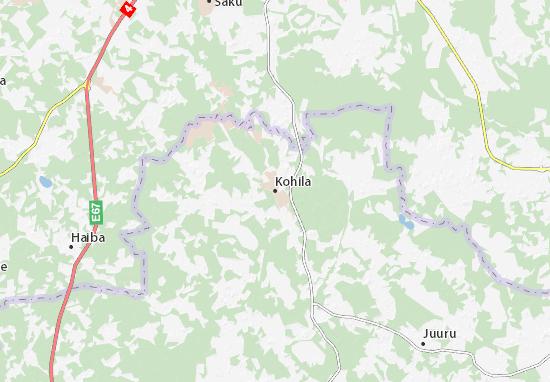 Kohila Map