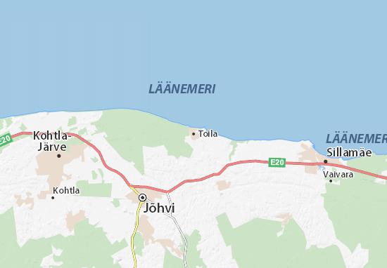 Mapas-Planos Toila