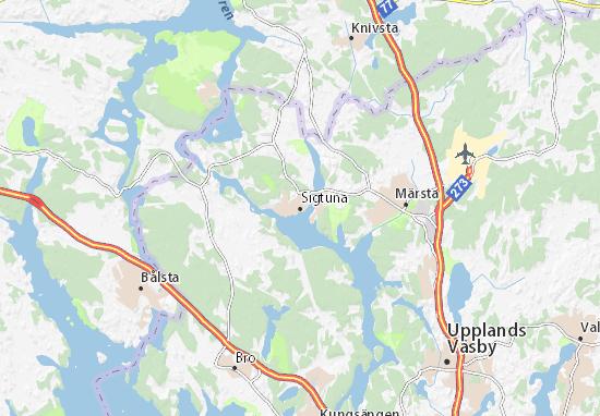Mappe-Piantine Sigtuna