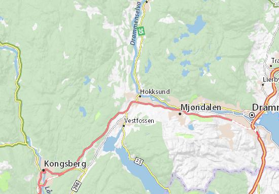 Mappe-Piantine Hokksund